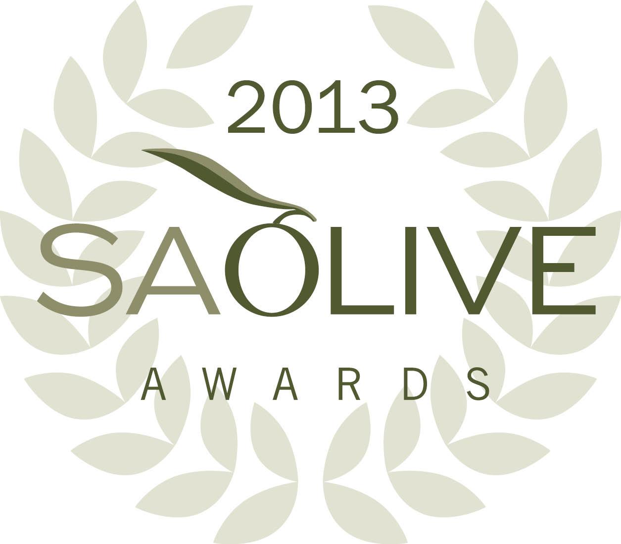 SA Olive Awards Logo 2013