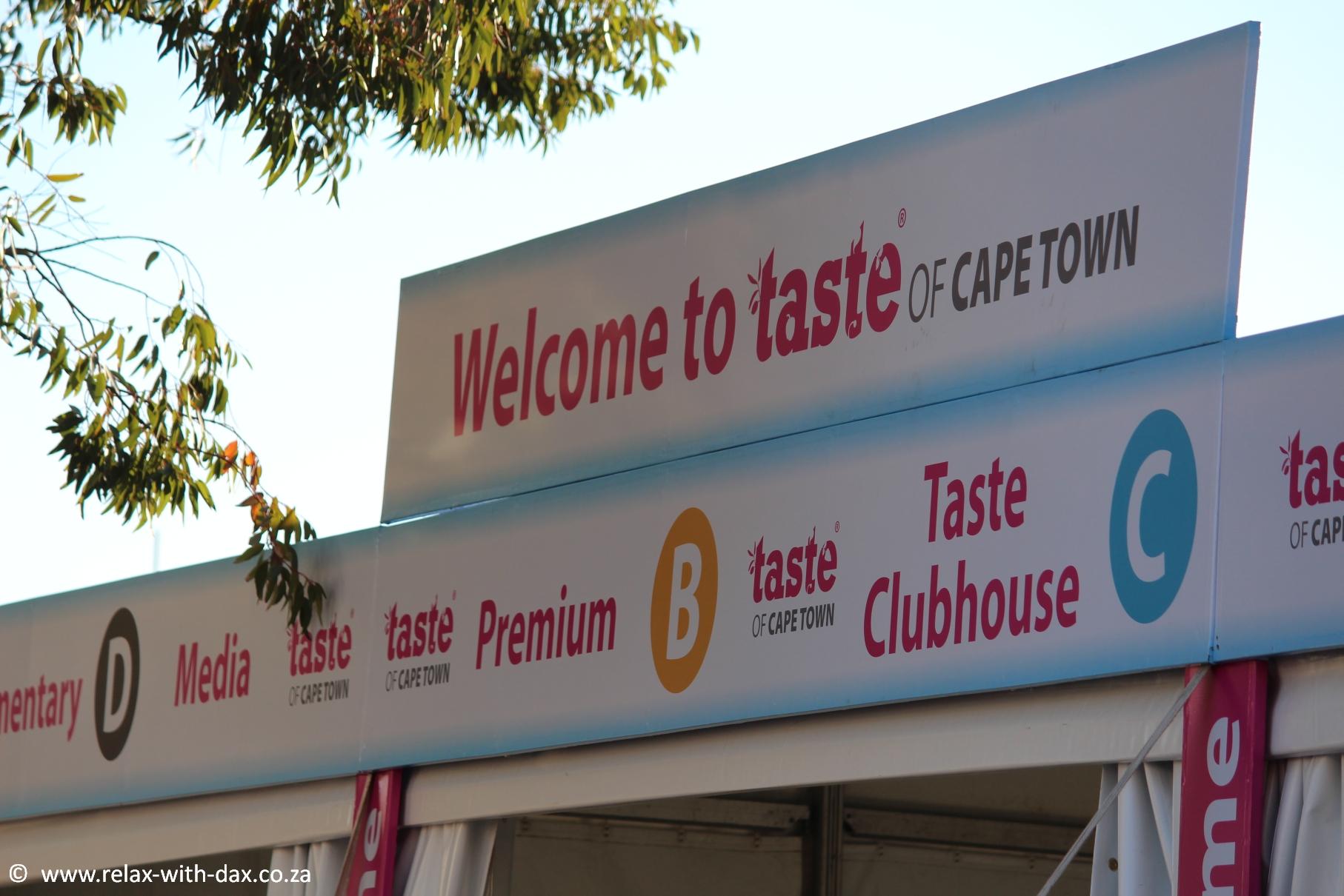 Taste of Cape Town