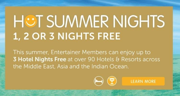 free hotel nights