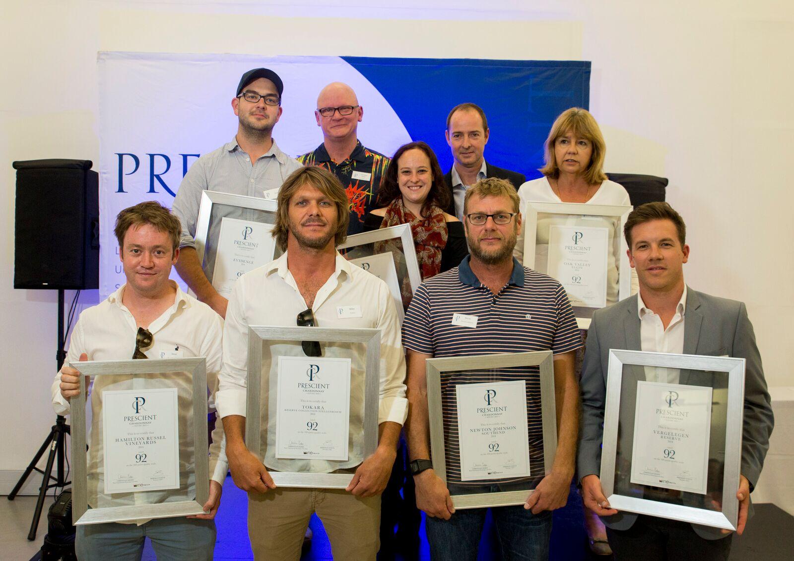 chard winners 2015