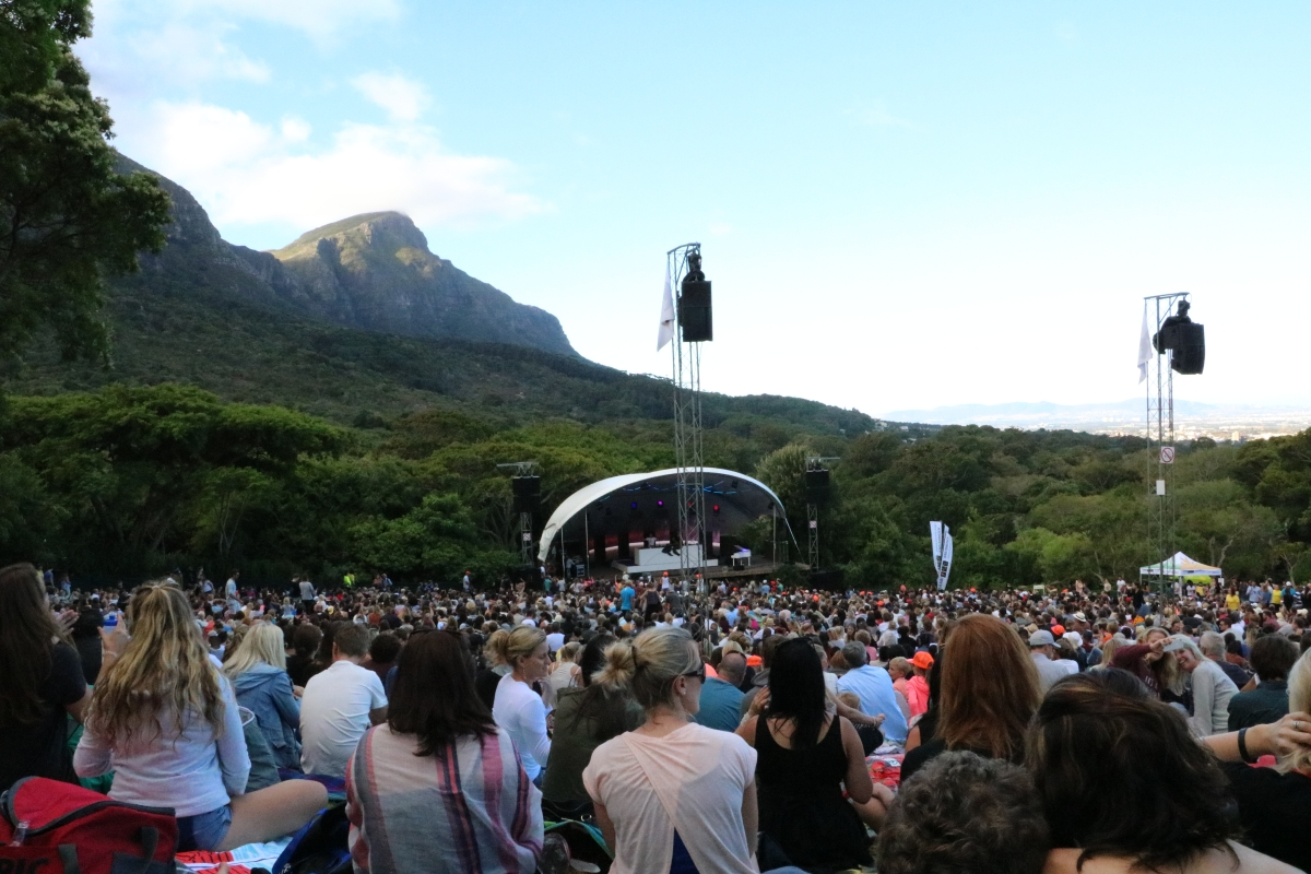 Kirstenbosch concerts