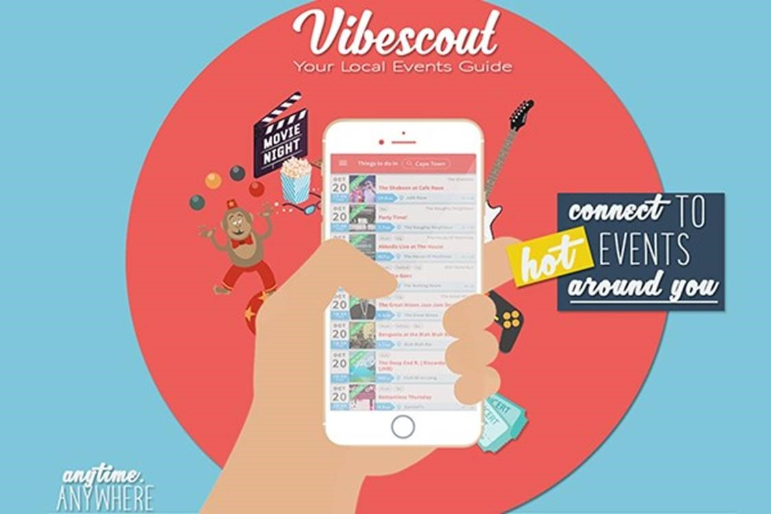 Vibescout - whats on in cape town